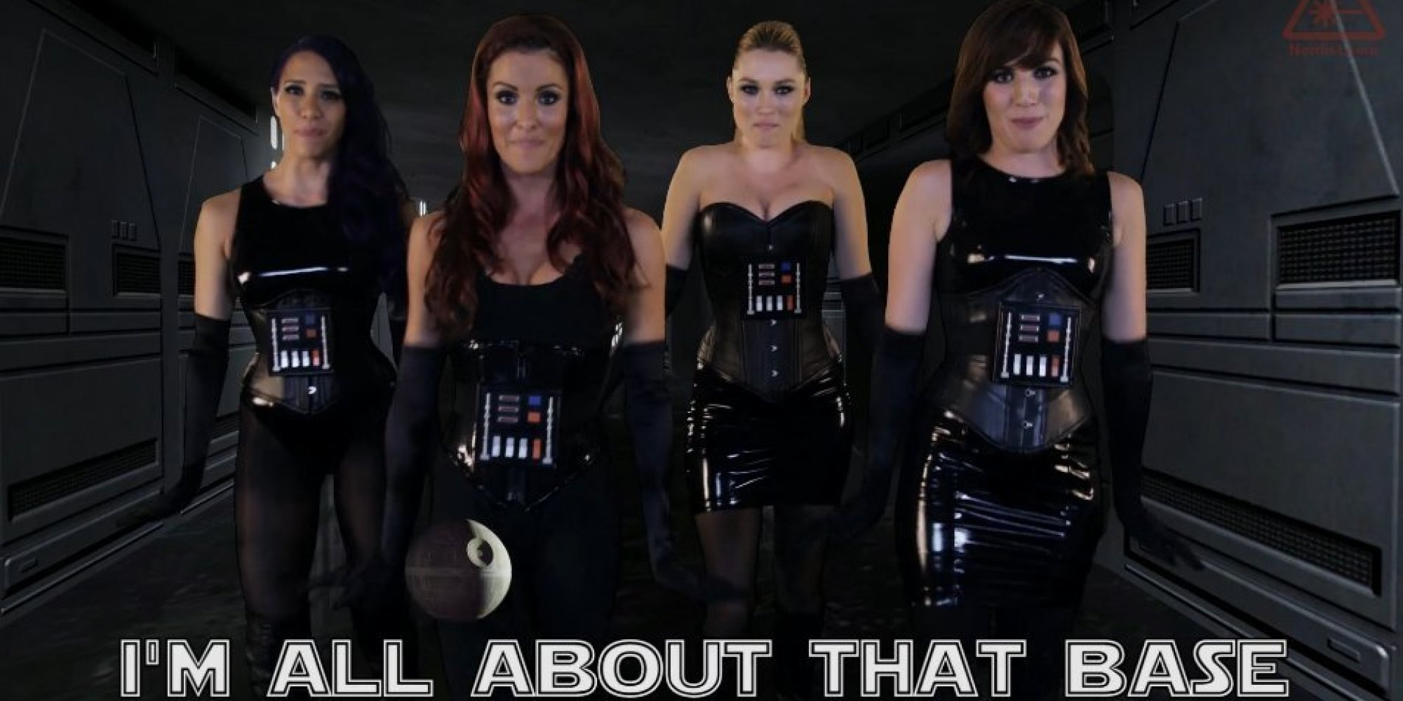 'All About That Bass' Gets A 'Star Wars' Parody That's A
