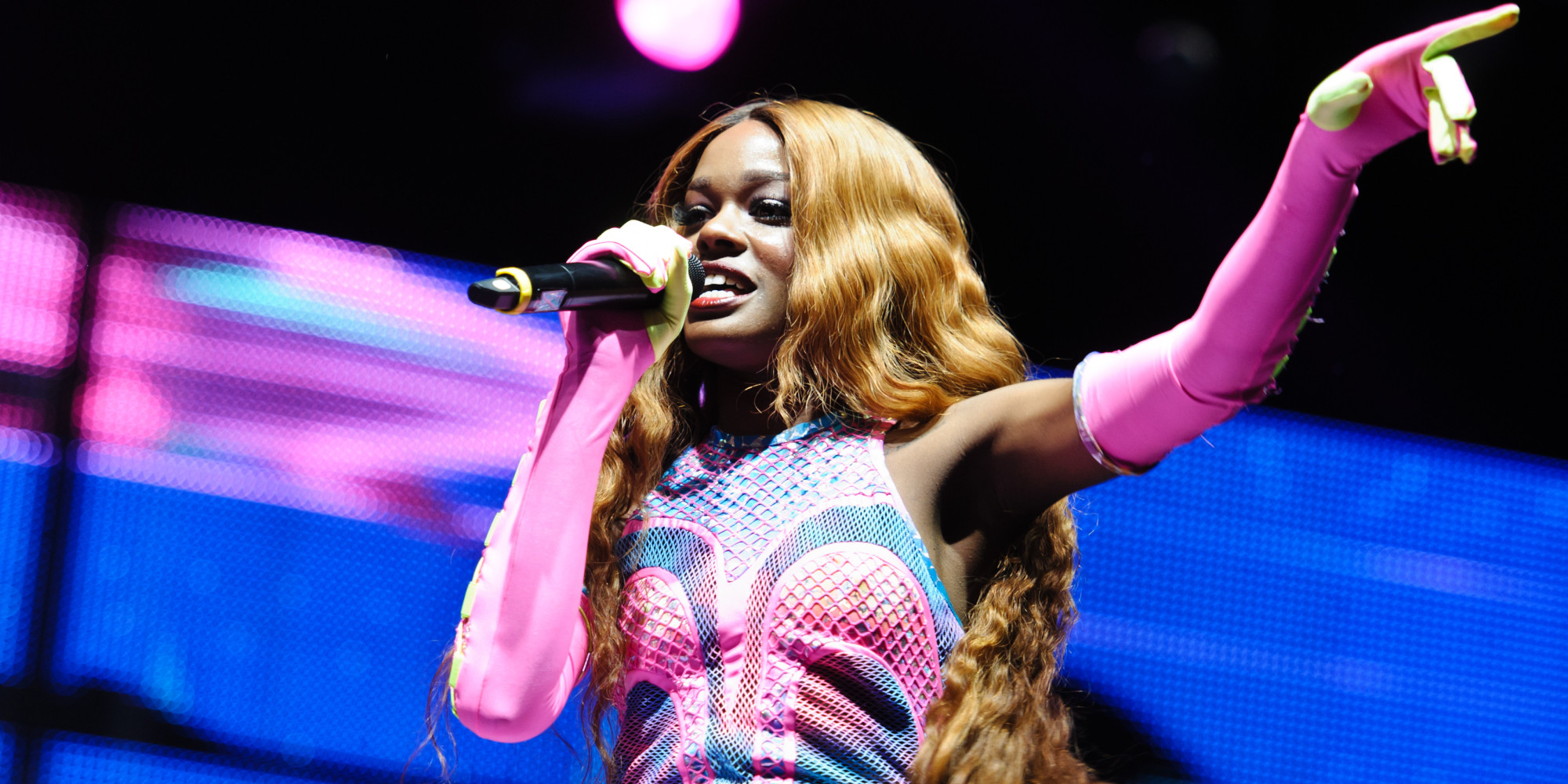 Azealia Banks – Ice Princess (Lyrics)