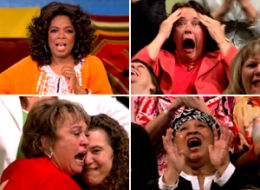 Oprah's Favorite Things For Summer: The Over-The-Top Crowd Reaction
