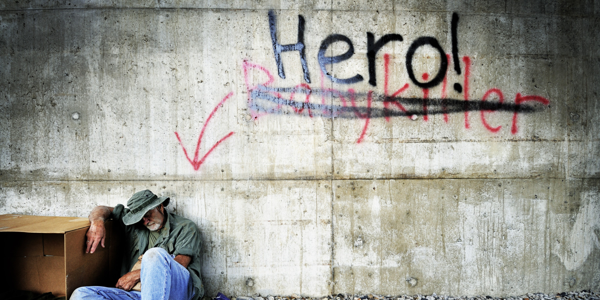 Homeless veterans in the United States