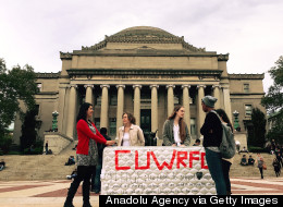 Columbia University Charging Student Group For Clean-Up Of Anti-Rape Protest