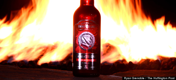 All Men Must Die -- But First, Try This New 'Game of Thrones' Beer!