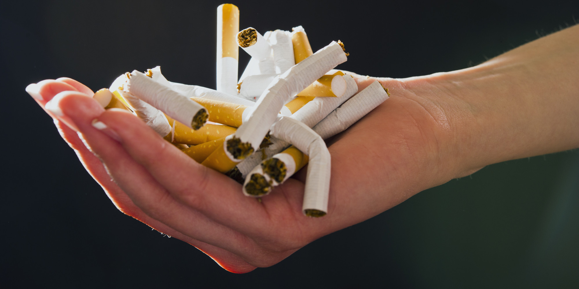 top steps to quit smoking the huffington post