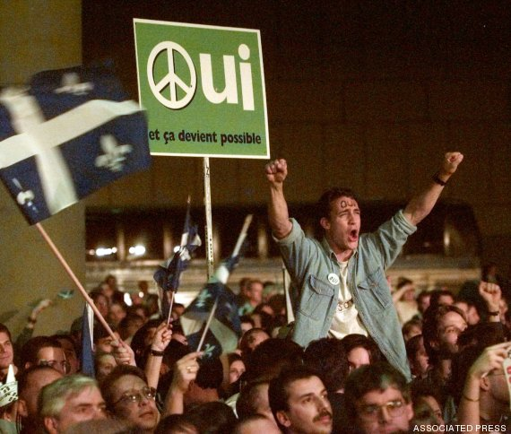 1995 referendum quebec