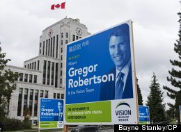 Vision Vancouver, NPA Release Donor Lists