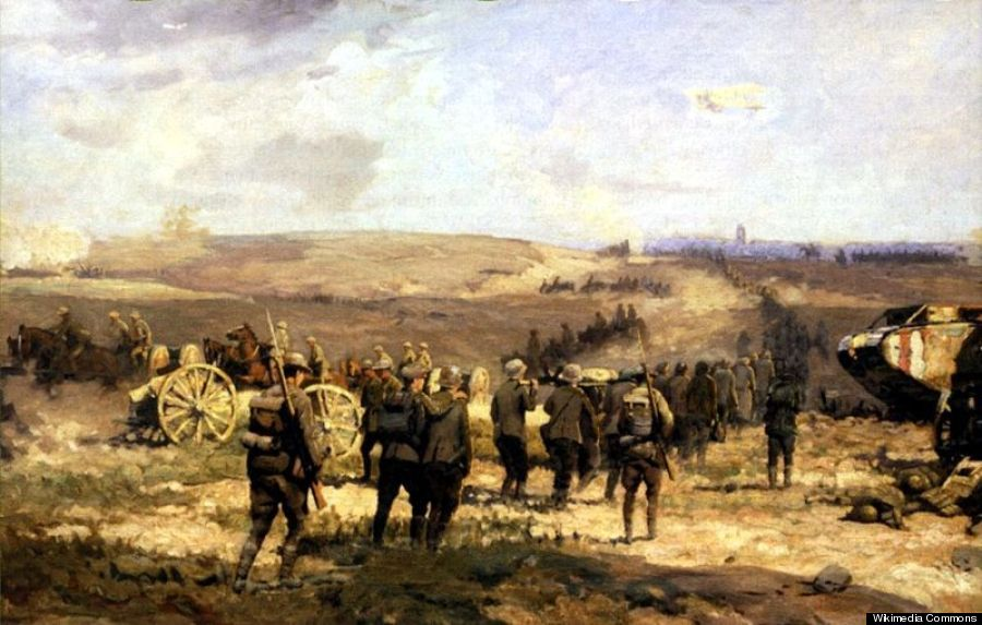 battle of amiens