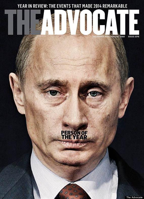 putin advocate cover