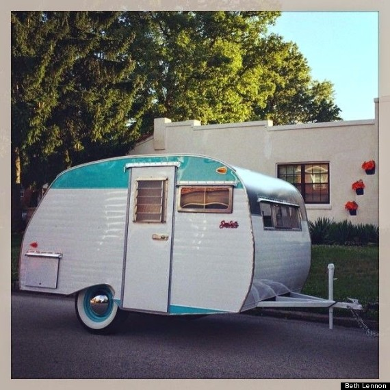 Serro Scotty Vintage Trailer