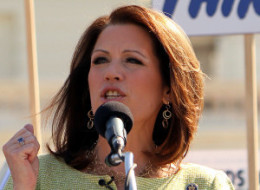 Michele Bachmann Prayer Caucus Obama