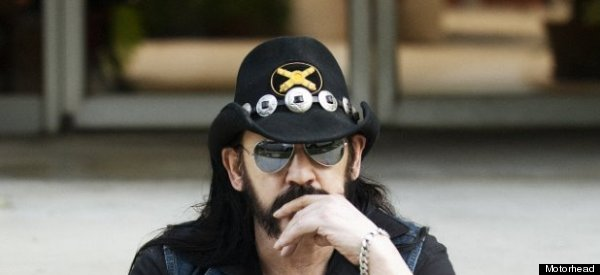 Lemmy From Motorhead Has Interesting Man Advice For You...