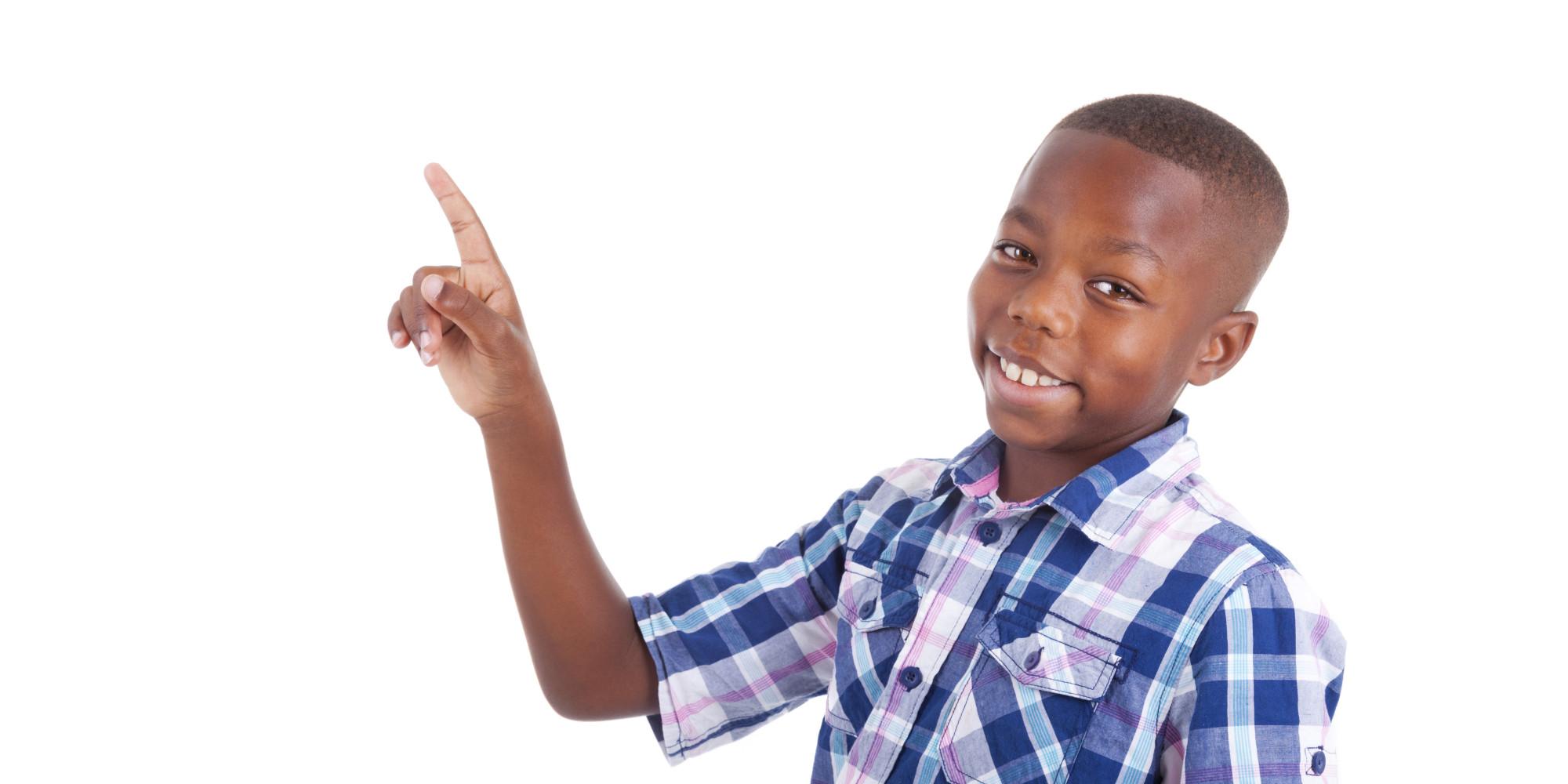 Black People Pointing Their Fingers Keep Getting Accused