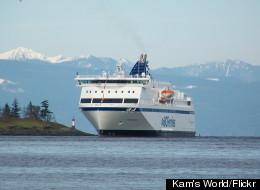 BC Ferries Wants To Close Terminals In Nanaimo, Salt Spring Island