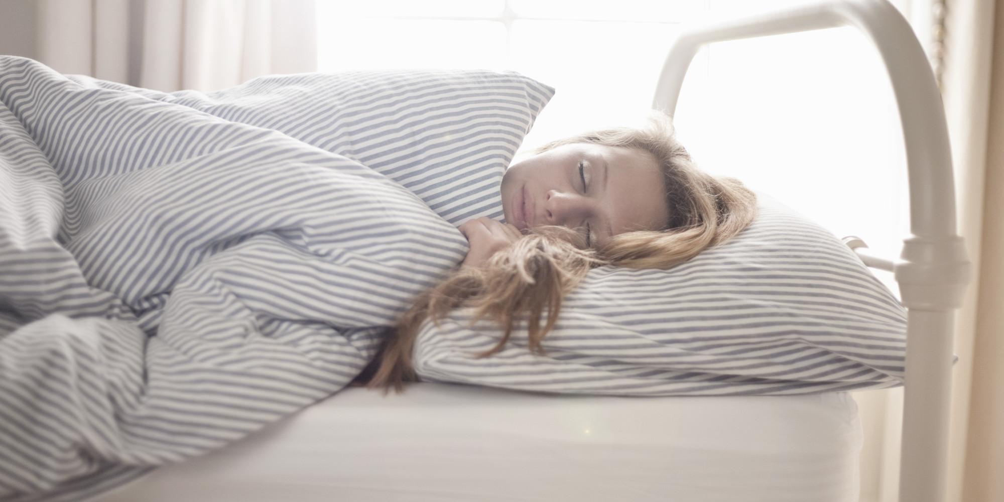 Sleep researchers is that teen their behavior