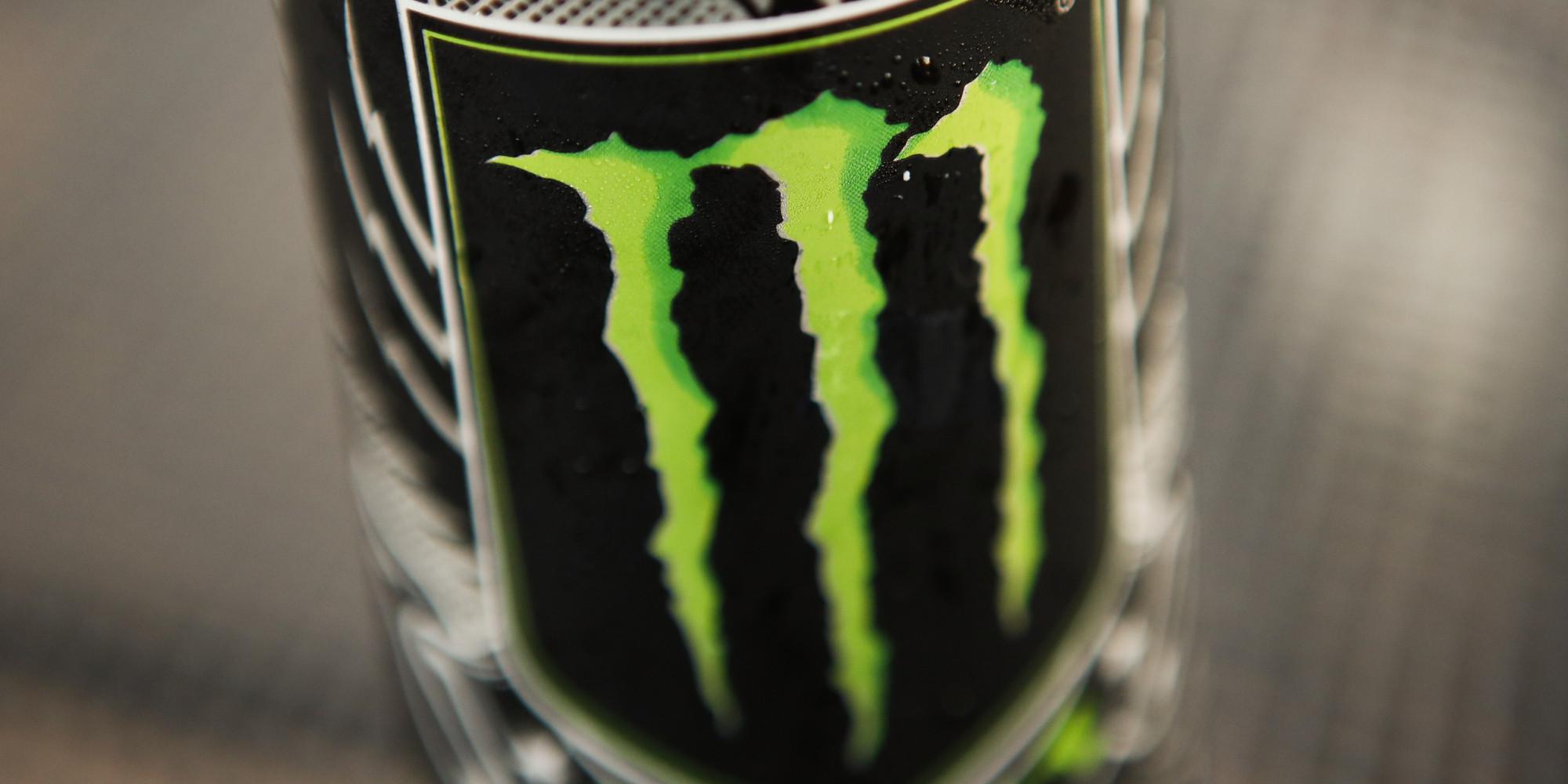Green Monster Energy Drink Monster Energy Drinks Promote