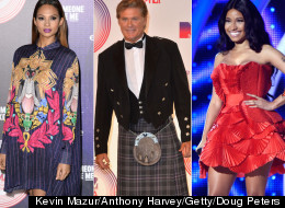 Who Were The Best And Worst Dressed Stars At The EMAs?