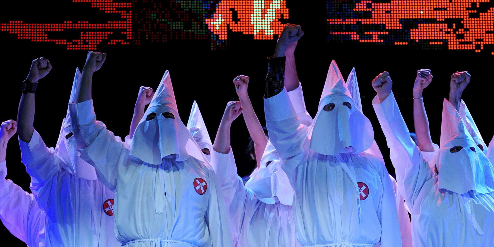 Le Ku Klux Klan Bient 244 T Ouvert Aux Noirs Et Aux Homosexuels