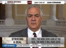 Barney Frank Tax Cuts Deal