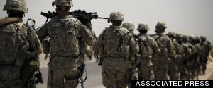 BAGHDAD AMERICAN SOLDIERS