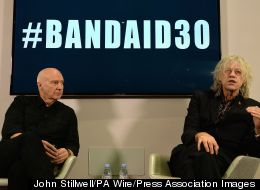 Bob Geldof Confirms Band Aid 30 Line-Up
