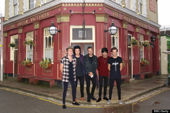 one direction eastenders