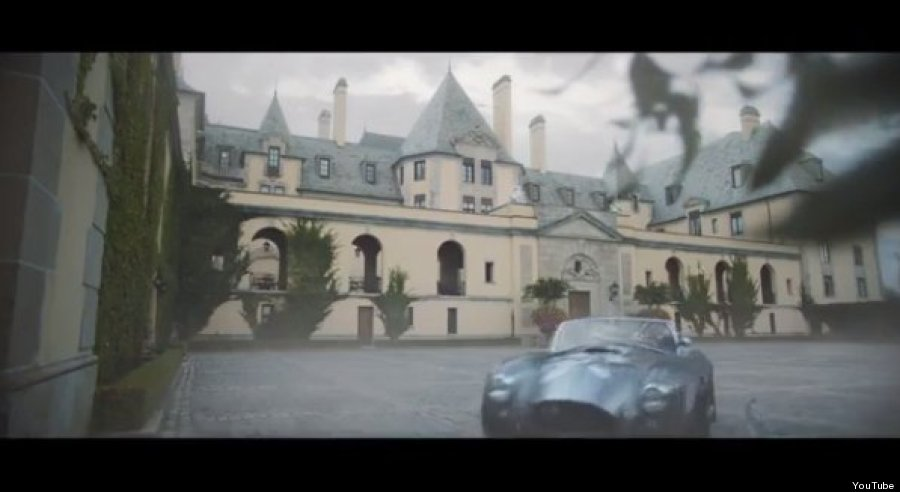 4 Things You Didn't Know About The Mansion In Taylor Swift's 'Blank Space' Video | HuffPost