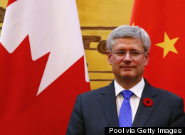 Harper Signs Deal To Build Nuclear Reactors With China