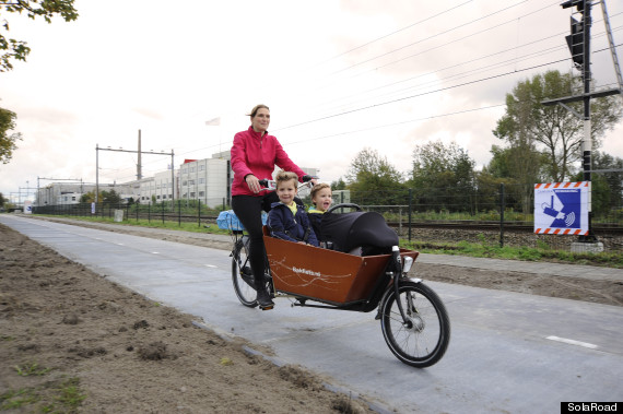 solar bike lane 3