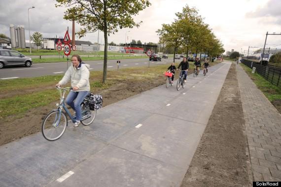 solar bike lane 4