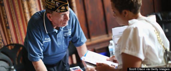 job fair veterans