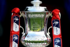 The FA Cup | Pic: PA Archive