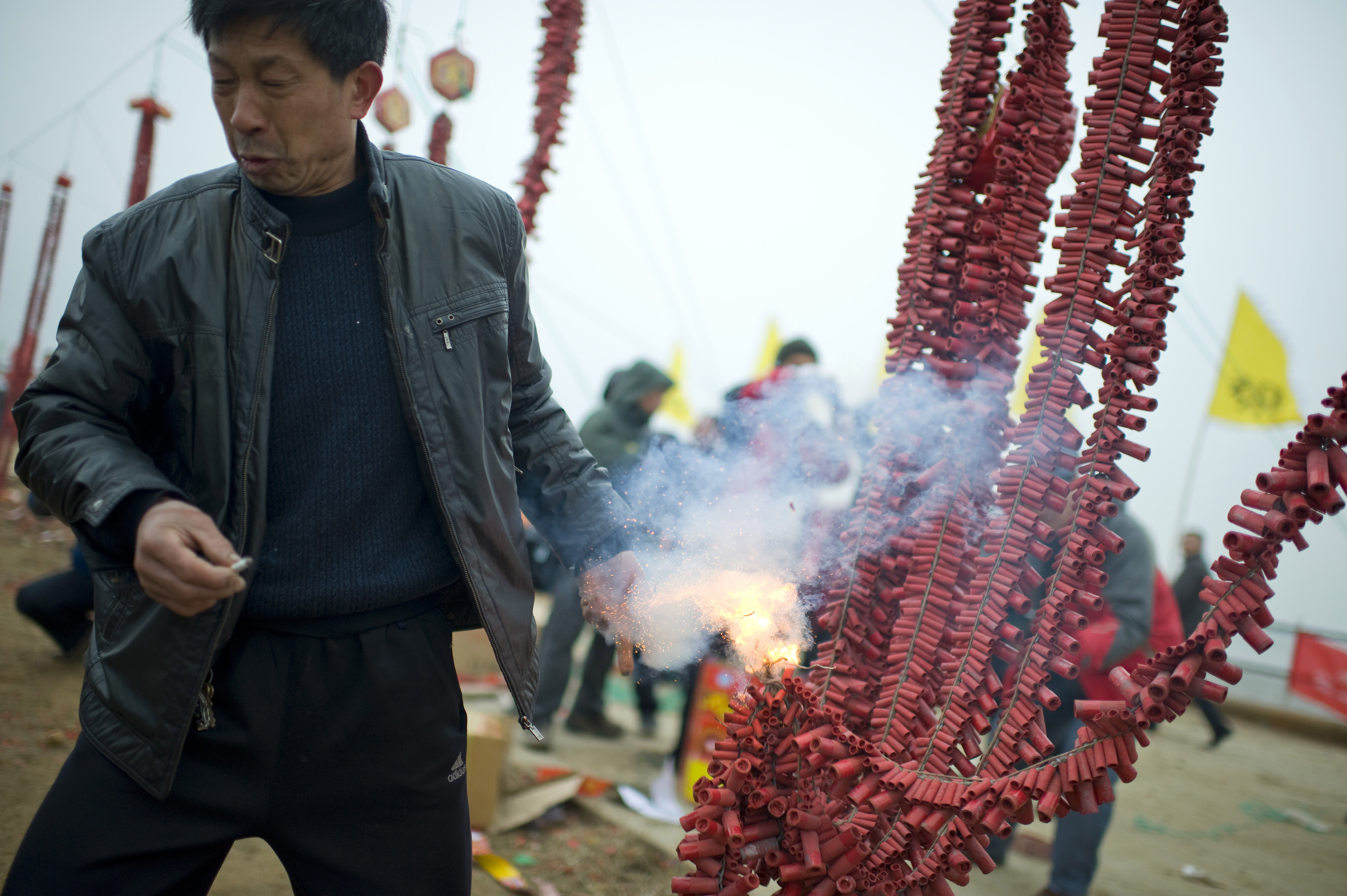 china firecracker
