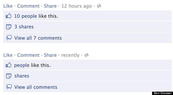 facebook demetricator