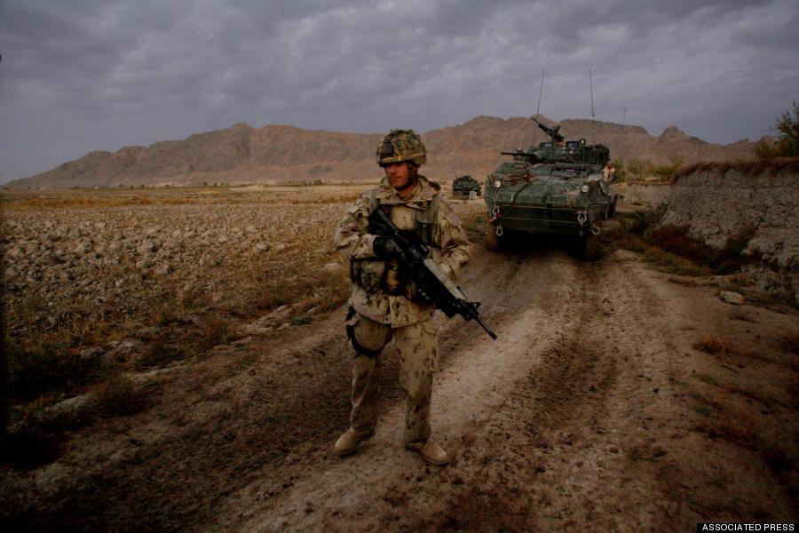 afghanistan canadian