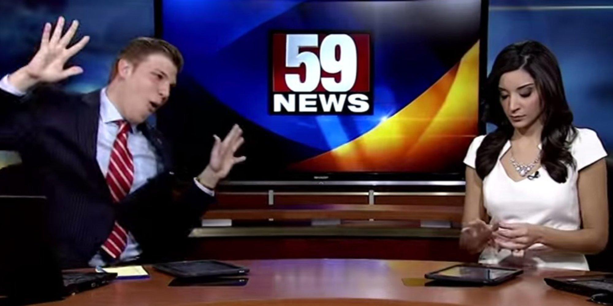 Dan thorn dancer news anchor dating 6