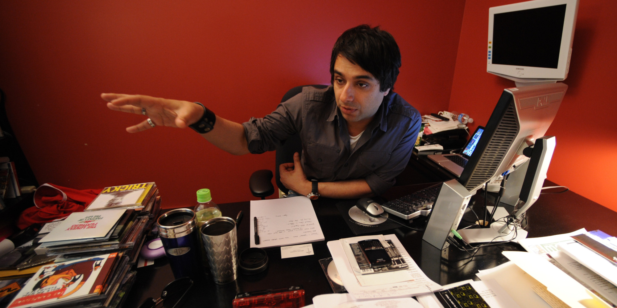 Jian Ghomeshi: CBC fired me for sexual behavior 'unbecoming of a prominent host'