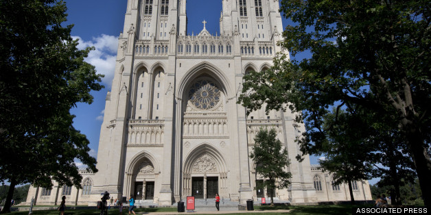 The Sounds Of Muslim Prayers Will Fill The Washington National Cathedral This Friday