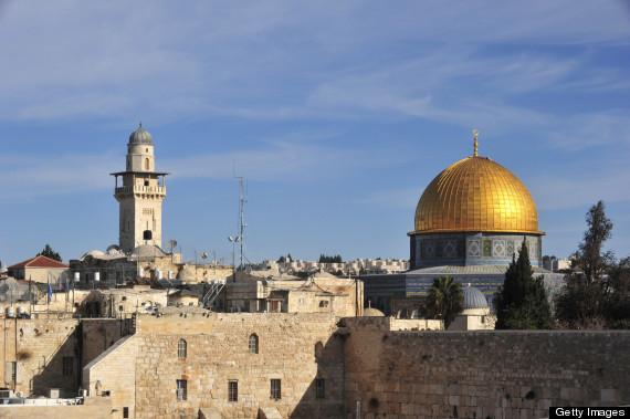 holy temple jerusalem