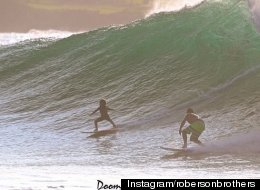 Watch This 6-Year-Old Surfing Prodigy Show The Grown-Ups How It's Done
