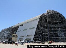 Google 'Shell Company' Rents Billion-Dollar NASA Airfield For 'Experiments'