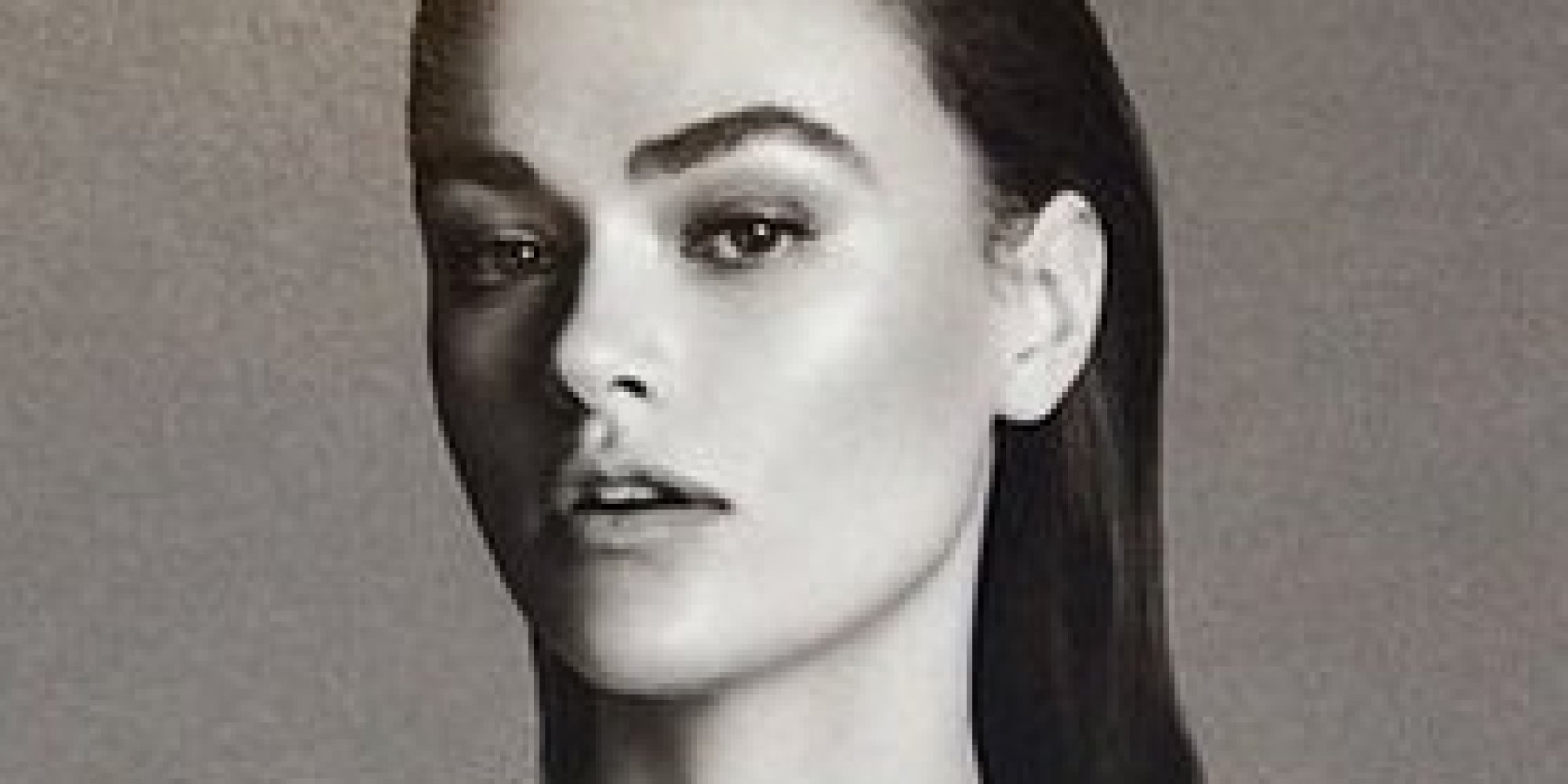 Myla Dalbesio Elle Magazine Causes Outrage By Calling Calvin Klein39s