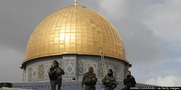 Abbas Accuses Israel Of Religious War