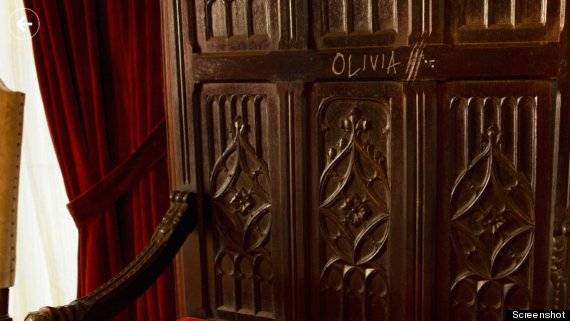 taylor olivia throne