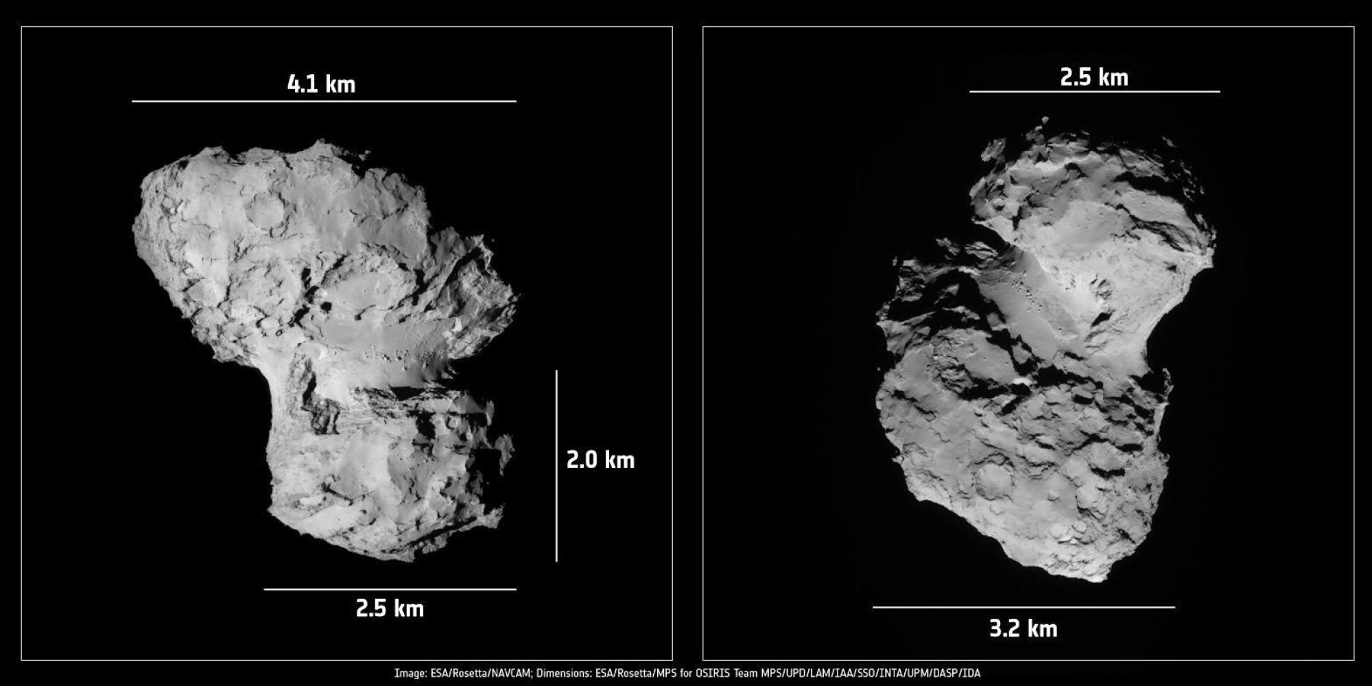 It's Showtime For Historic Comet-Landing Mission, And Here ...