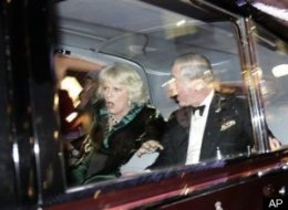 Charles Camilla Attacked