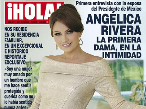 first lady messico
