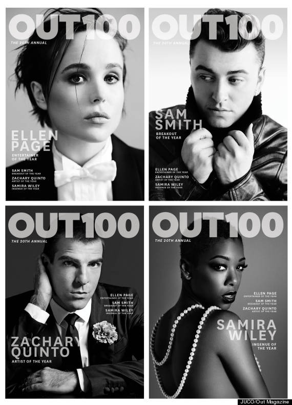 out magazine covers