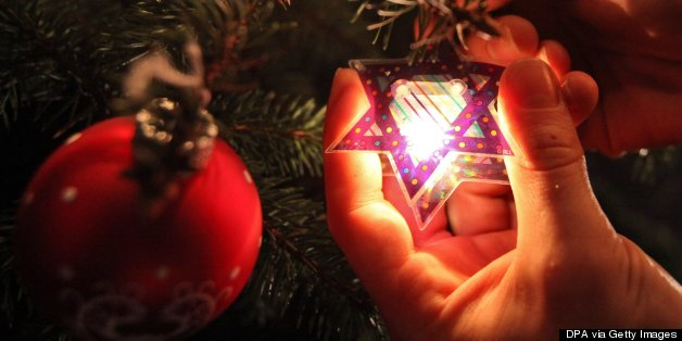 Christmas Kitsch Is Inspiring New Hanukkah Traditions