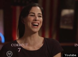 Sarah Silverman Proves How Much She Really Knows About Marijuana