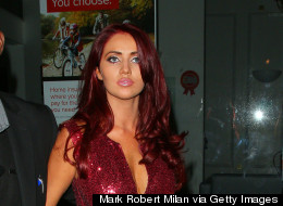 Amy Childs Thinks Ebola Is A Pop Group. Seriously...