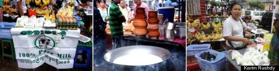 yangon market